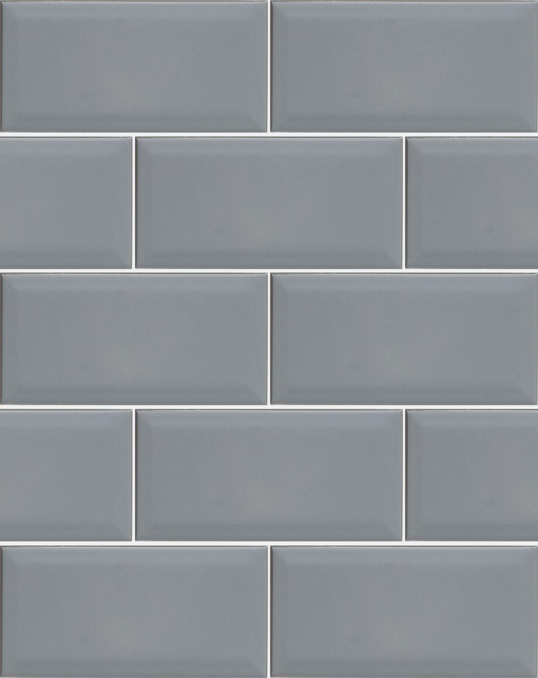 Metro Dark Grey Wall Tile Bathroom Tiles Direct