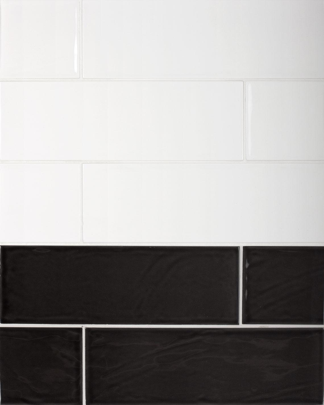 Bulevar Ripple Antique White Wall Tiles Bathroom Tiles