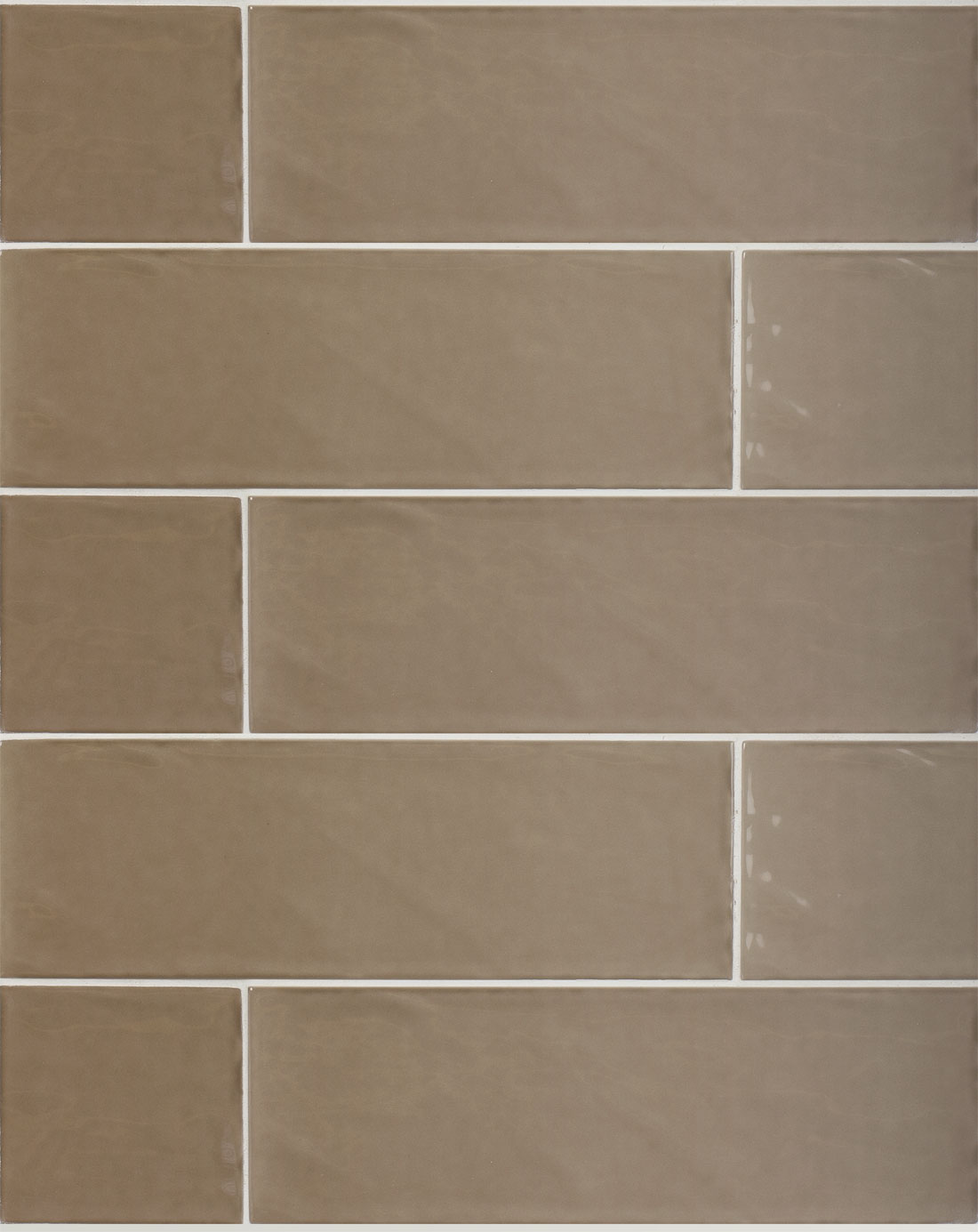 Bulevar Ripple Antique Moka Wall Tiles Bathroom Tiles Direct