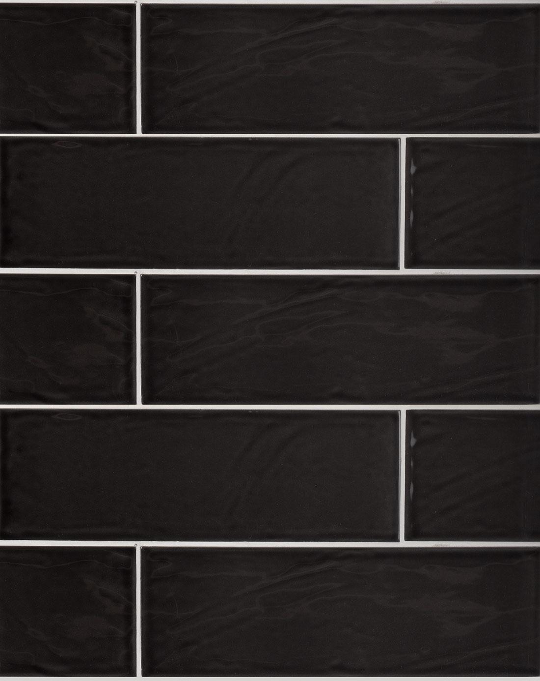 Home / Wall Tiles / Metro Wall Tiles / Metro Black Wall Tile
