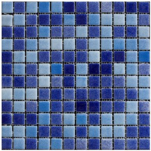 INT517 Mosaic Pool Mix Blue