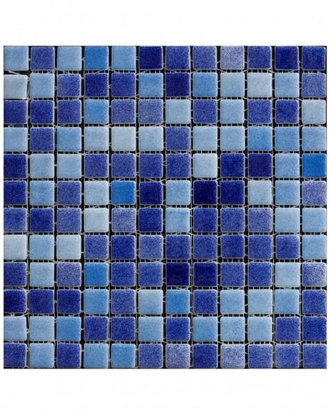 INT517 Mosaic Pool Mix Blue