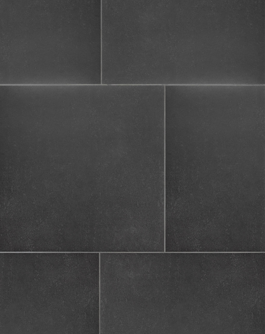 Unistone Black Floor Tile - Bathroom Tiles Direct