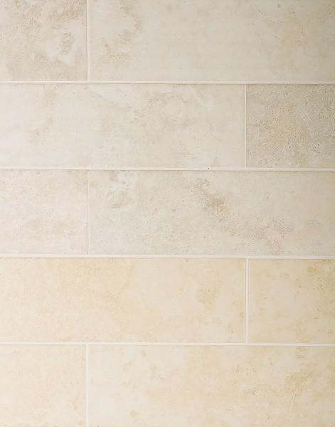 Mediterraneo Marble Tile Ocre & Beige - www.bathroomtilesdirect.com