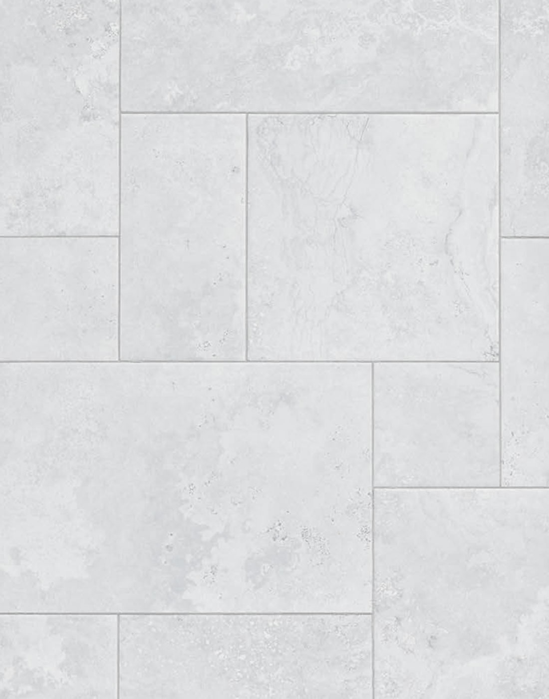 Tile samples for bathroom - Azulev Dolmen Silver Floor Tile