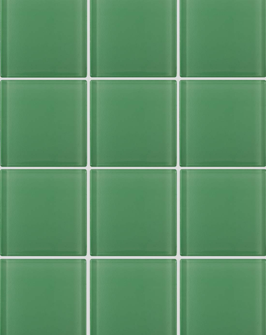 Mirage Green 100 X 100mm Bathroom Tiles Direct