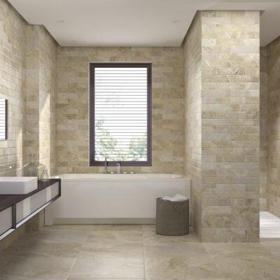 Stone Bathroom Wall Tiles